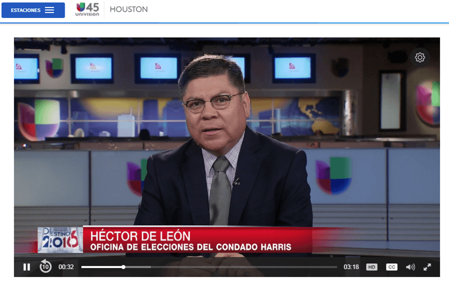 What voters should know about the #TXVoterID remedy [in Spanish]